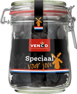 Venco Snoeppot NL Drop - 700 Gram, Venco