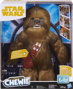 FurReal Star Wars Chewbacca - Interactieve Knuffel, FurReal