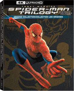 Spider-Man Trilogy (4K Ultra HD Blu-ray), Movie