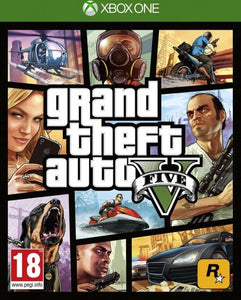Grand Theft Auto V (5) /Xbox One (Import), Take Two
