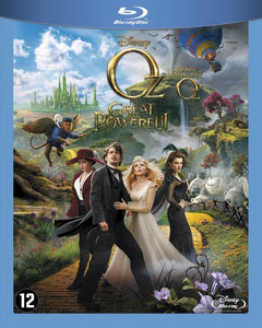 Oz The Great And Powerful (Blu-ray), Movie