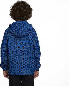 Regatta Printed Pack-It - Regenjas - Kinderen - 164 - Blauw, Regatta