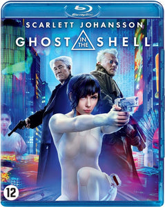 Ghost In The Shell (Blu-ray), Merkloos
