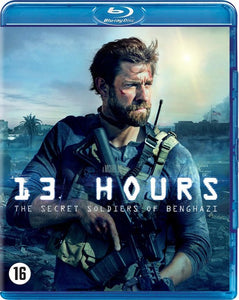 13 Hours: Secret Soldiers Of Benghazi (Blu-ray), Movie