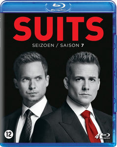 Suits - Seizoen 7 (Blu-ray), Tv Series