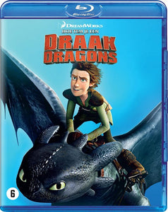 How To Train Your Dragon (D/F) [bd], Animation