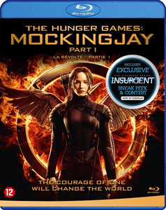 The Hunger Games - Mockingjay (Part 1) (Blu-ray), Movie
