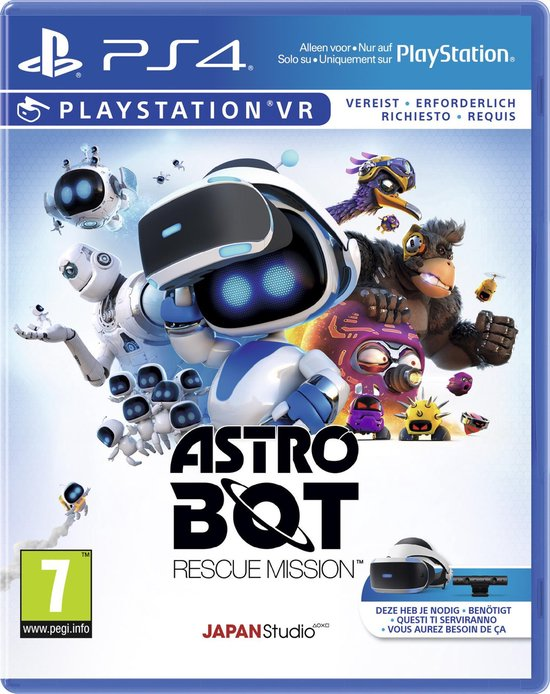 Astro Bot: Rescue Mission - PS4 VR, Sony
