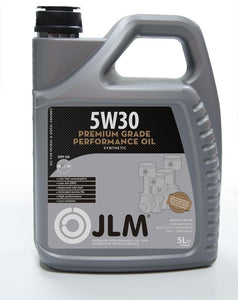 5W30 Premium Grade Performance Oil, JLM lubricants
