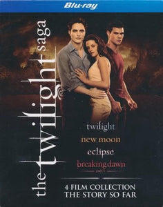 Twilight Saga Quad, Merkloos