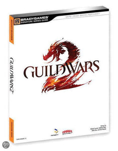 Guild Wars 2, Signature Series Strategy Guide, Brady Games