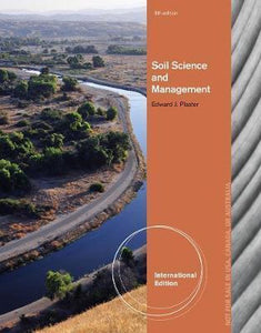 Soil Science and Management, International Edition, Edward J. Plaster