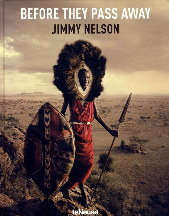 Before They Pass Away, Jimmy Nelson