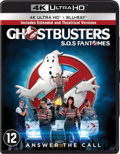 Ghostbusters (2016) (4K Ultra HD Blu-ray), Movie