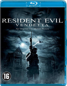 Resident Evil - Vendetta (Blu-ray), Animation