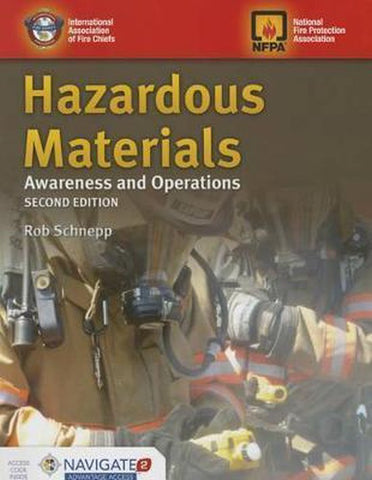 Hazardous Materials Awareness And Operations, Iafc