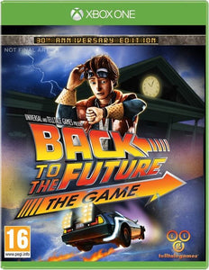 Back To The Future 30Th Anniversary - Xbox One, Gadgy