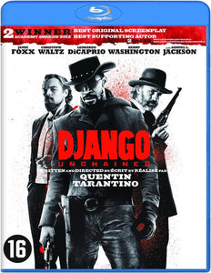 Django Unchained (Blu-ray), Movie
