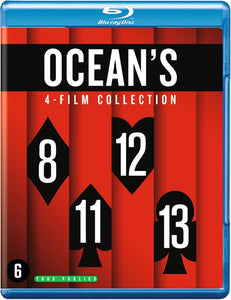 Ocean's Collection (Blu-ray), Merkloos