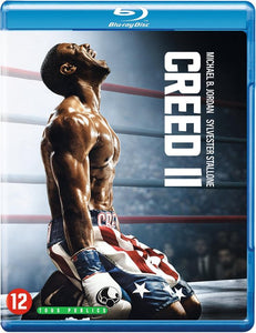 Creed 2 (Blu-ray), Merkloos
