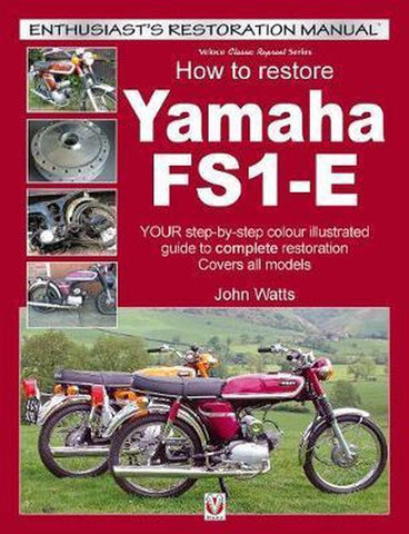 How to Restore Yamaha FS1-E, John Watts