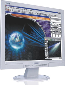 Philips 17 - Monitor, Philips