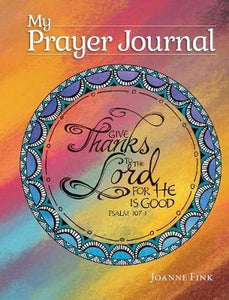 My Prayer Journal, Joanne Fink
