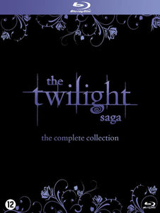 The Twilight Saga Complete Collection (Blu-ray), Merkloos