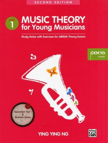 Music Theory For Young Musicians, Ying Ying Ng