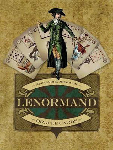 Lenormand Oracle Cards, Alexandre Musruck