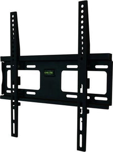 DQ Wall-Support Anna Fixed 400 Black TV Beugel, DQ Wall-Support