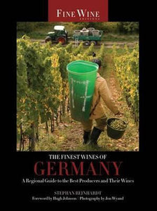 The Finest Wines of Germany, Stephan Reinhardt
