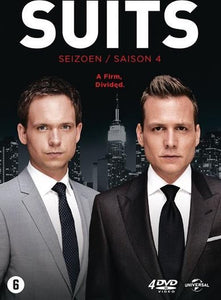 Suits - Seizoen 4, Tv Series
