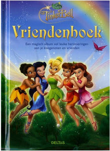 Disney Fairies - Tinkerbell Vriendenboek, Disney Enterprises