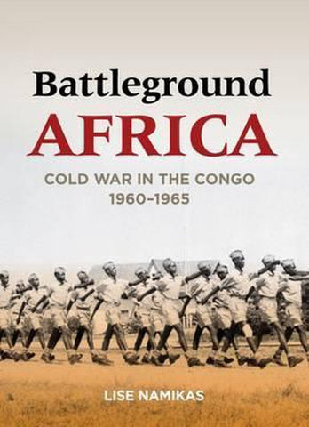Battleground Africa, Lise Namikas