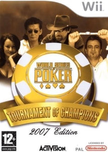World Series of Poker - Tournament of Champions, Activision