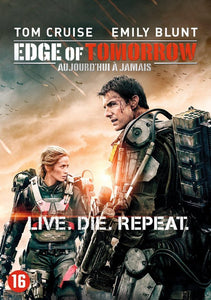Edge of Tomorrow, Movie