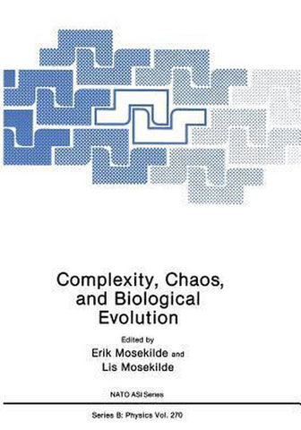 Complexity, Chaos, and Biological Evolution, Springer-Verlag New York Inc.