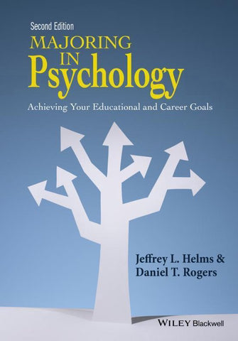 Majoring in Psychology, Jeffrey L. Helms