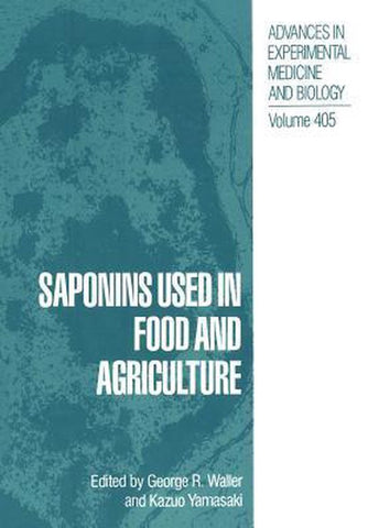 Saponins Used in Food and Agriculture, Springer-Verlag New York Inc.