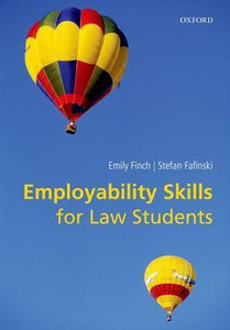 Employability Skills for Law Students, Emily Finch