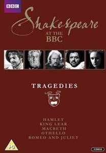 Shakespeare At The Bbc: Tragedies, Merkloos