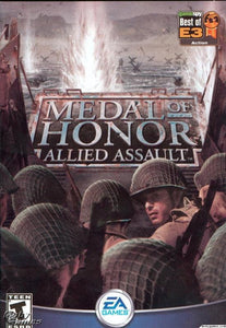 Medal Of Honor: Allied Assault - Windows, Electronic Arts