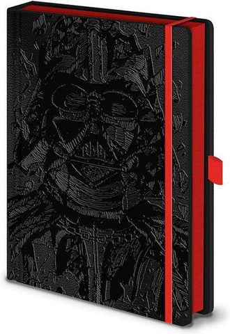 Star Wars - Premium A5 Notitieboek - Darth Vader, Pyramid
