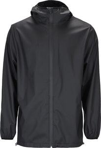 Rains Base Jacket 1240 Regenjas - Unisex - Black, Rains