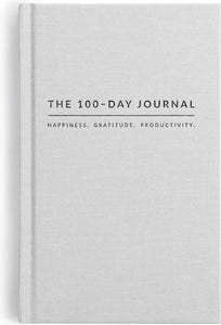 The 100 day journal, Anne-Sophie Gaspersz