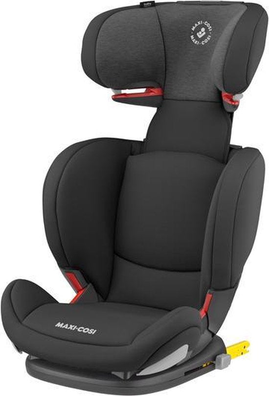 Maxi Cosi Rodifix Air Protect Autostoel - Authentic Black, Maxi-Cosi