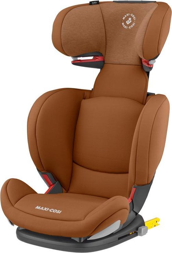 Maxi Cosi Rodifix Air Protect Autostoel - Authentic Cognac, Maxi-Cosi