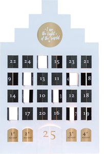 Adventskalender groot - Light of the world, Vrolijk