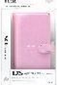 Nintendo DS LITE Official Game Card Case Leather Pink Hori UHDL-113, Nintendo